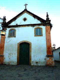 Igreja de Nossa Senhora do Rosário, Paraty