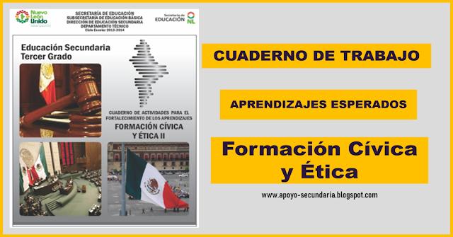 Libro de Formación Cívica y Ética para Secundaria