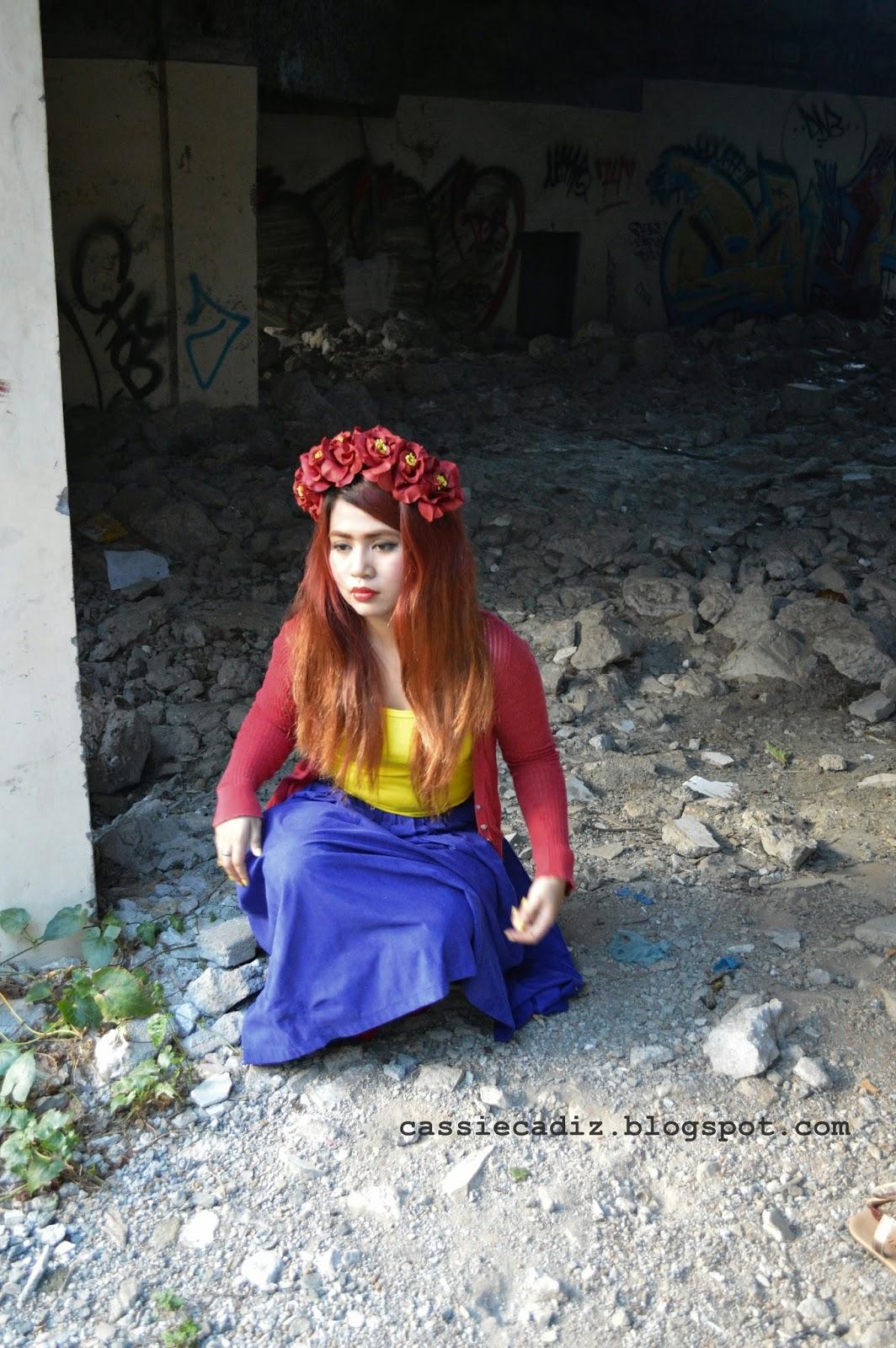 Snow white pinay student | Hot photo)