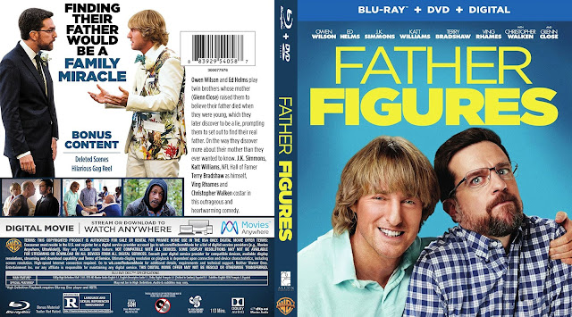 Father Figures Bluray Cover