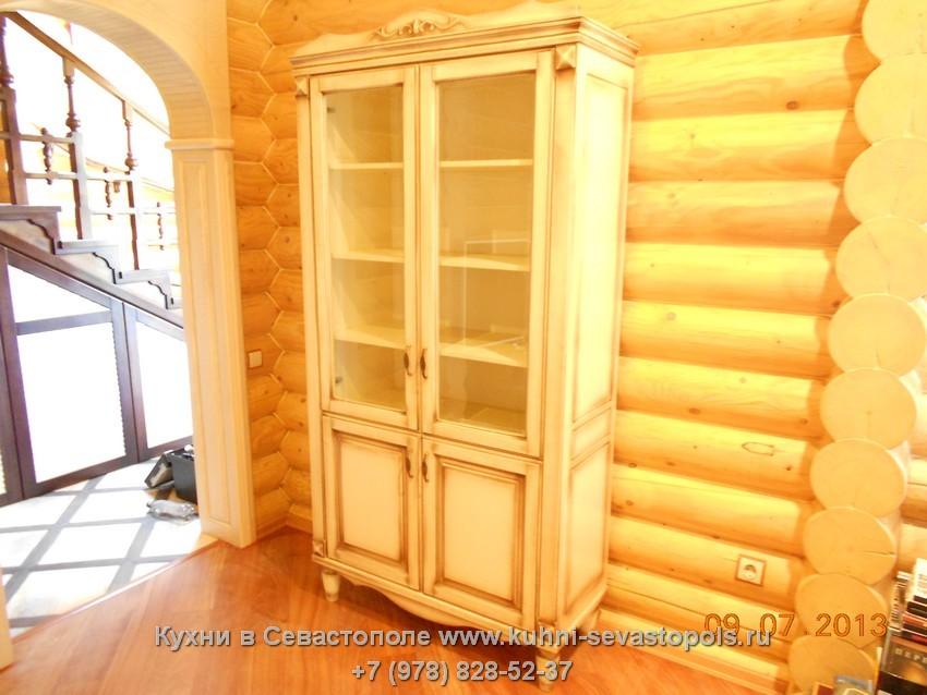Деревянные буфеты недорого Севастополь
