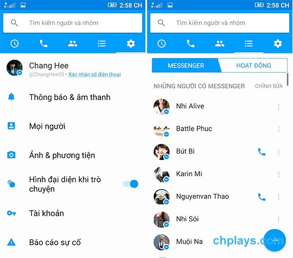 Tải Messenger cho PC, Android, IOS - Nhắn tin, gọi điện miễn phí b