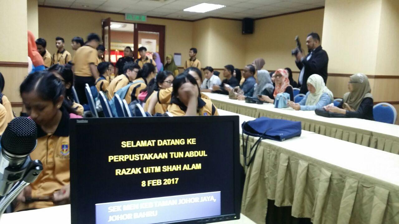Sekitar Lawatan Sambil Belajar SMK Taman Johor Jaya 1