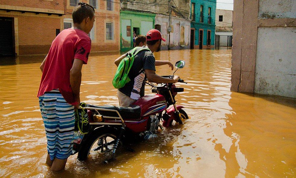 Apertura venezuela lluvias dejan tres fallecidos y tres for Pagina del ministerio de interior y justicia