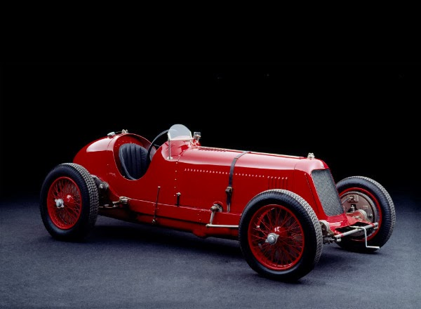Maserati 1933 8CM RaceCar | Spicytec