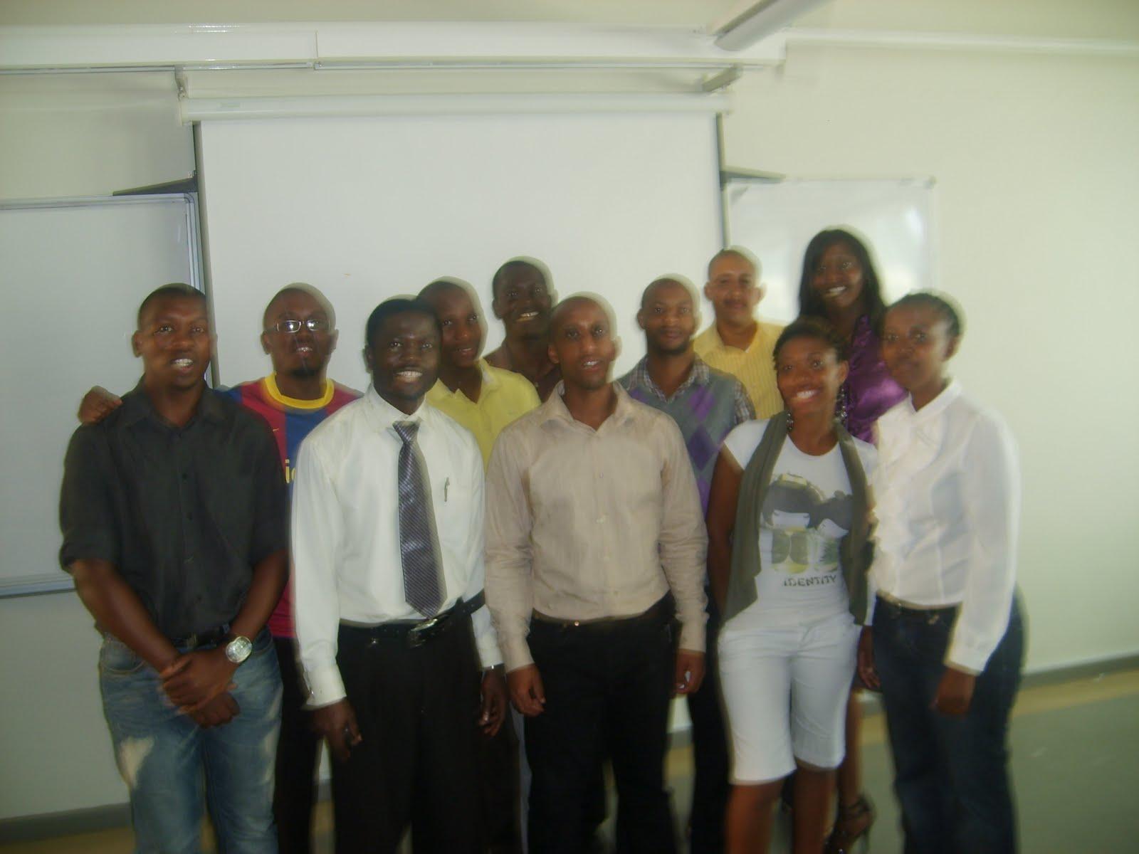 CPUT SPOFF: 1st Group Presentation