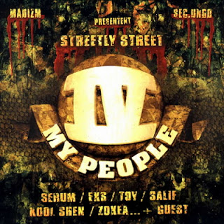 IV My People – Streetly Street 1 (2001) [CD] [FLAC]