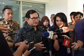 Seskab Pramono Anung - Pelantikan MK Mahkamah Konstitusi, Bawaslu, KPU