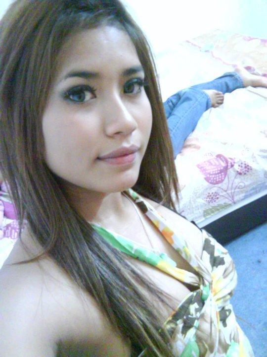 Busty beautiful brunette perfect body
