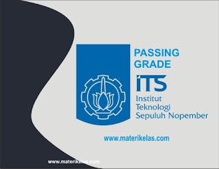 Passing Grade ITS Surabaya 2017