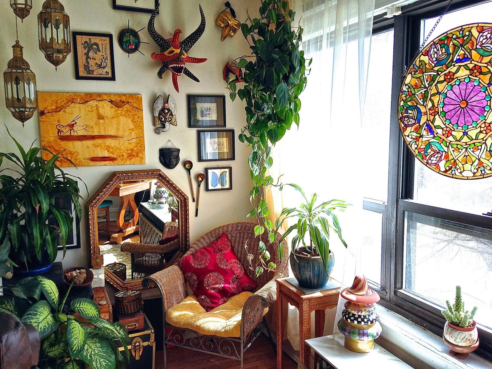 GYPSY YAYA Ms Tungstens Jewel Toned Abode
