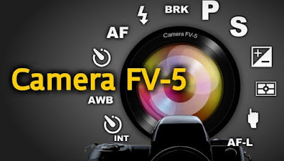 download Camera FV-5 Apk Pro Premium v3.25 Full Features Terbaru Android