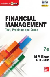 Download Free Book Financial Management by Khan and Jain PDF