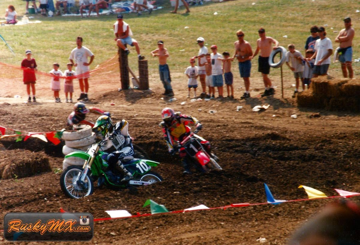 Damon Huffman - Red Bud 1996