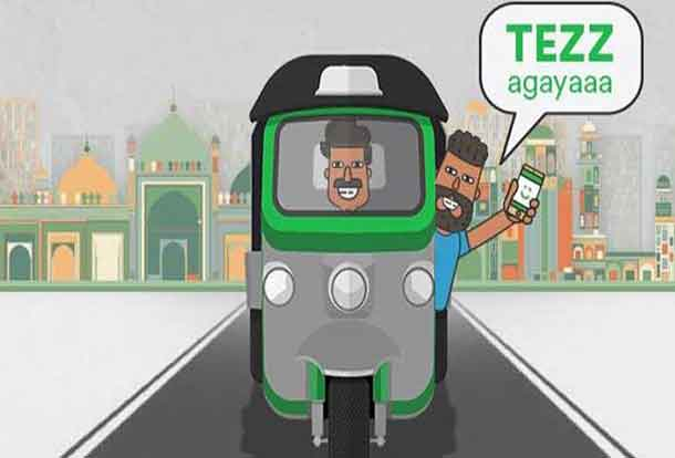 Careem Launches Tezz Rickshaw Service in Lahore and Karachi