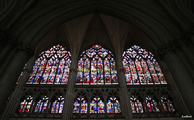 Vitraux de la Cathédrale de Troyes