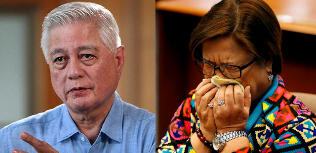 Ex-DILG chief on De Lima: How did this person pass the bar?