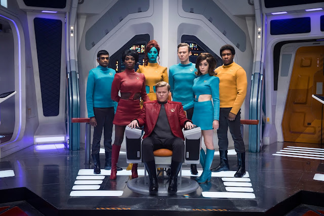 """USS Callister"" from Black Mirror season 4. Photo courtesy of Netflix."