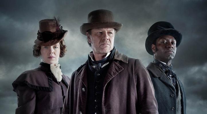 The Frankenstein Chronicles | Trailer e bastidores da estrelada por Sean bean