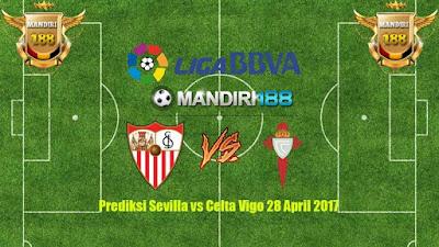 AGEN BOLA - Prediksi Sevilla vs Celta Vigo 28 April 2017