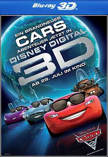 Carros 2 3D Half-SBS BluRay 1080p x264 Dual Áudio