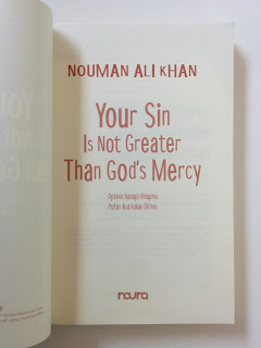 Your Sin Is Not Greater Than God's Mercy