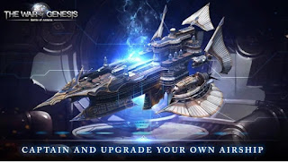 The War of Genesis: Battle of Antaria Apk Mod v1143 for Android