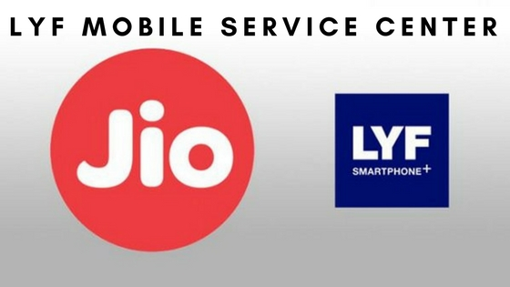 LYF Mobile Service center in Surat