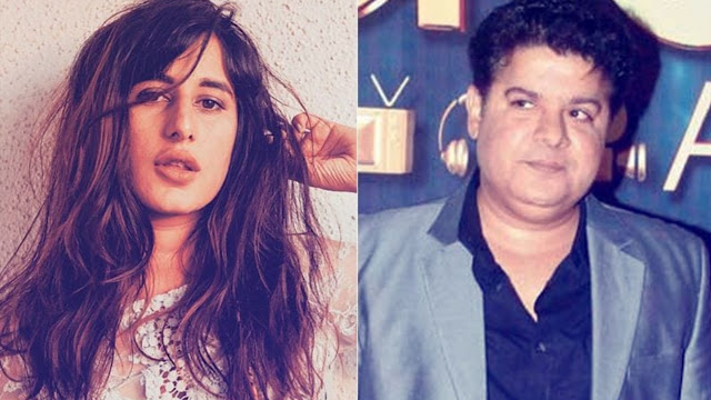 MeToo OMG! Sajid Khan harassed Saloni Chopra