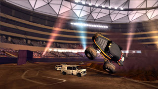 Download Game Gratis: Monster Jam Battlegrounds - PC Full Version