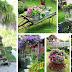 Όμορφες ιδέες μικρού χωριάτικου κήπου για έναν γοητευτικό υπαίθριο χώρο