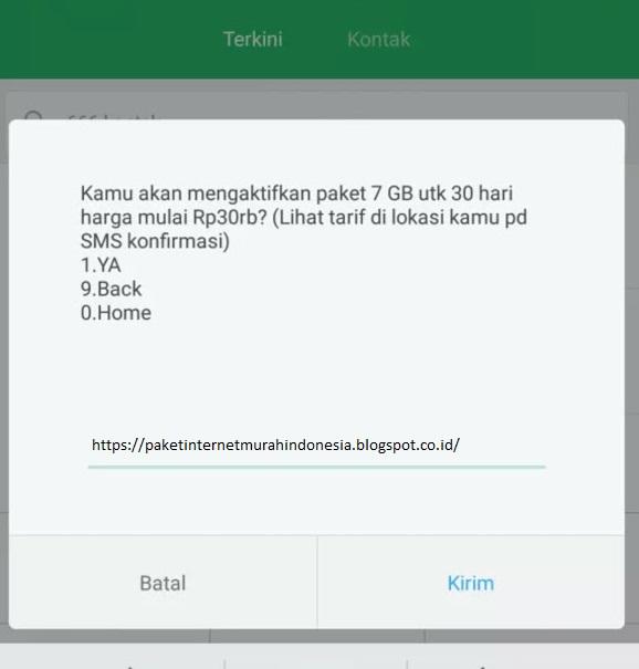 Trik Paket Internet Murah Telkomsel Terbaru 2017 7GB 30Rb - paket internet telkomsel murah 2017,paket telkomsel murah 1 bulan,trik internet murah telkomsel,paket internet simpati 2017.