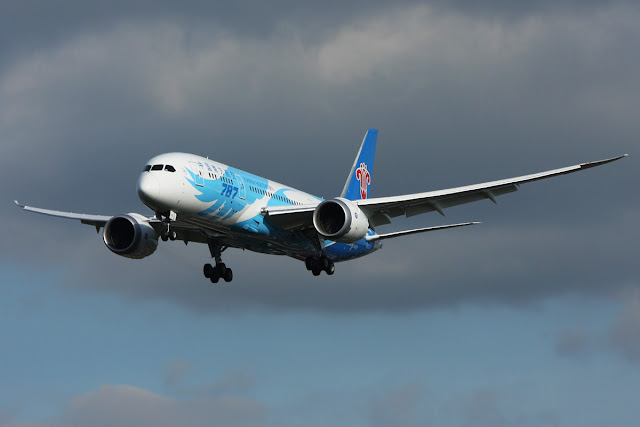 Boeing 787-8 Dreamliner of China Southern Airlines