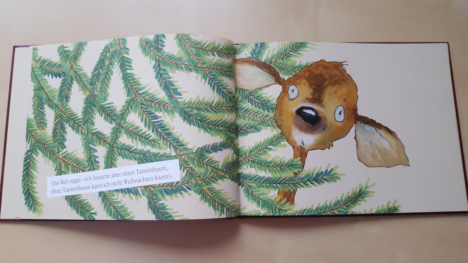 Bilderbuch Tannenbaum.Grundschultante Das Bilderbuch Das Wichtigste An Weihnachten