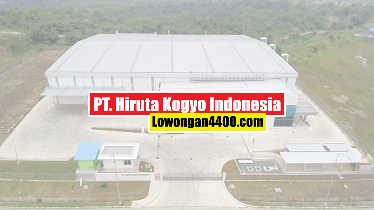 PT Hiruta Kogyo Indonesia Karawang