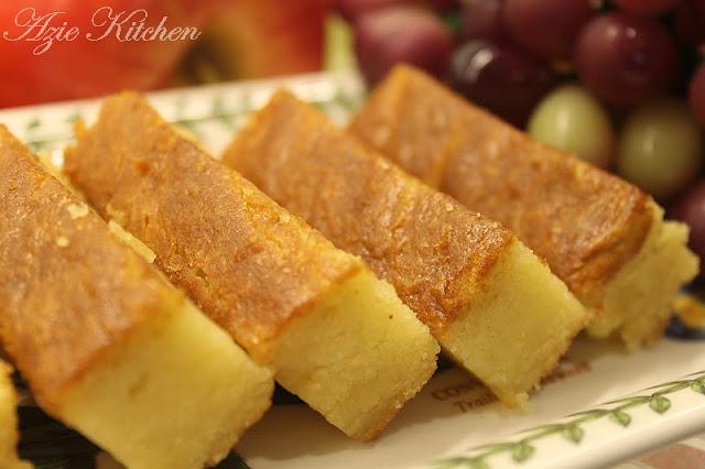 Kek Durian
