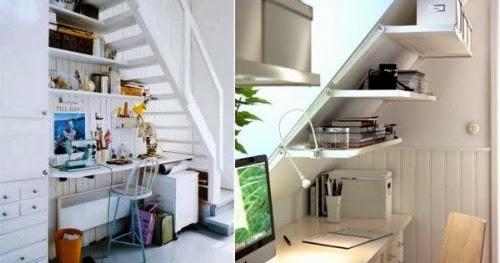 Aprovechar El Espacio Bajo Las Escaleras Colores En Casa