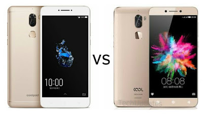 Coolpad Cool Play 6  vs Coolpad Cool 1