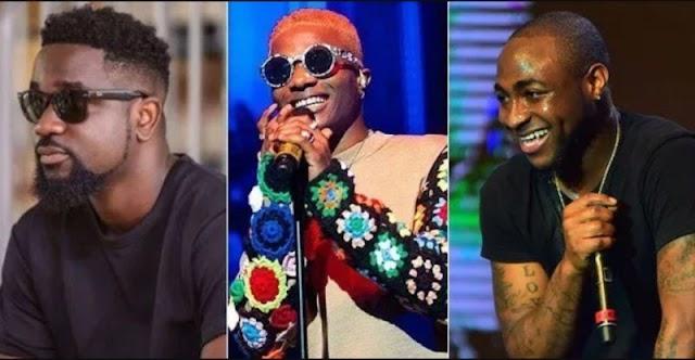 AFRICA MUZIK MAGAZINE AWARDS & MUSIC FESTIVAL! Wizkid, Davido, Sarkodie dominate Afrimma nominations [Full List]