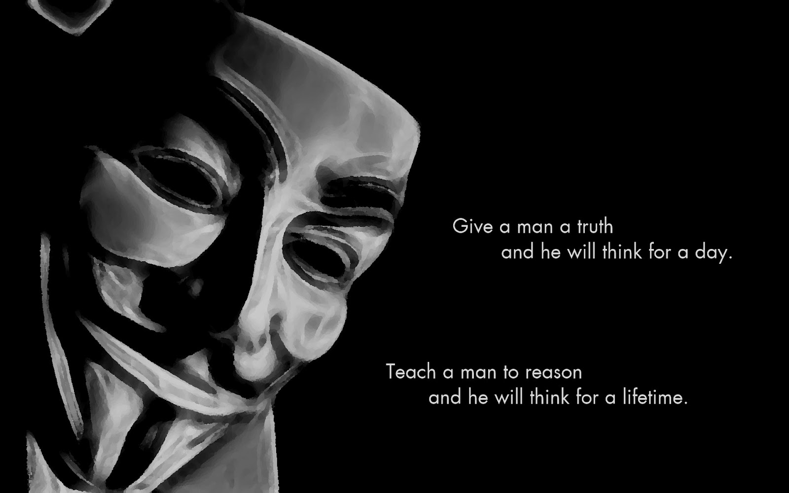 Wallpaper HD 2016 17 WALPAPER HACKER ANONYMOUS HITAM