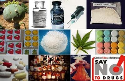 Contoh makalah tentang bahaya Narkoba