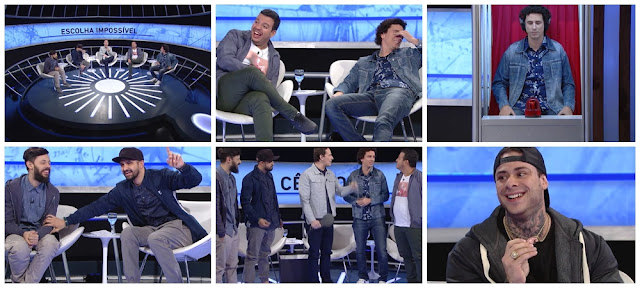 Leo Stronda é o convidado especial do próximo episódio inédito de 'A Culpa é do Cabral' no Comedy Central