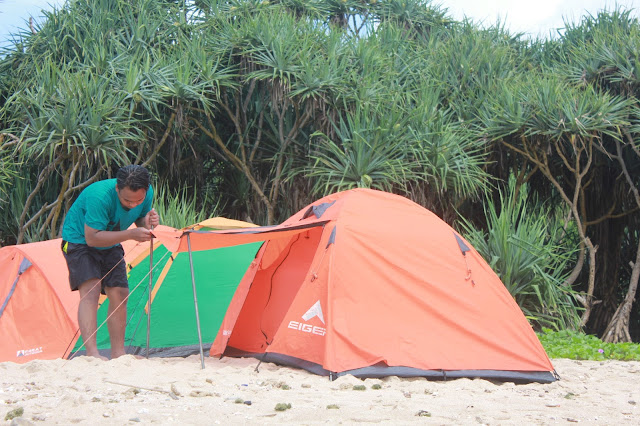 Pantai Jungwok Gunung Kidul Yogyakarta