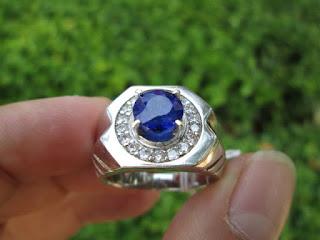 blue safir indah