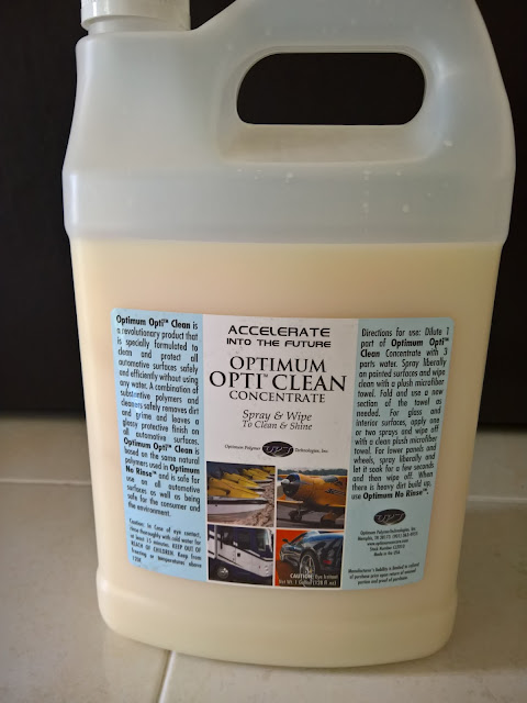 Optimum Opti-Clean Concentrate