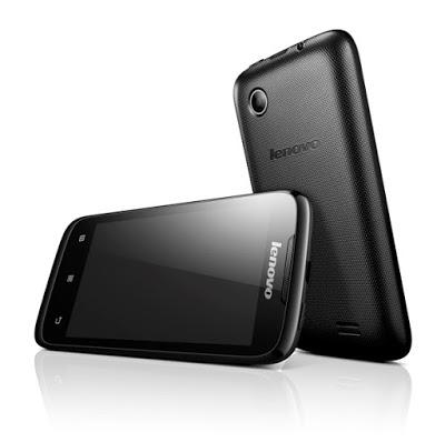 Spesifikasi dan Harga Lenovo A369i, Ponsel Android Jelly Bean 700 Ribuan