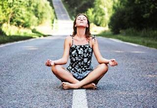 MEDITASI SANGAT EFEKTIF DALAM MELAWAN STRES