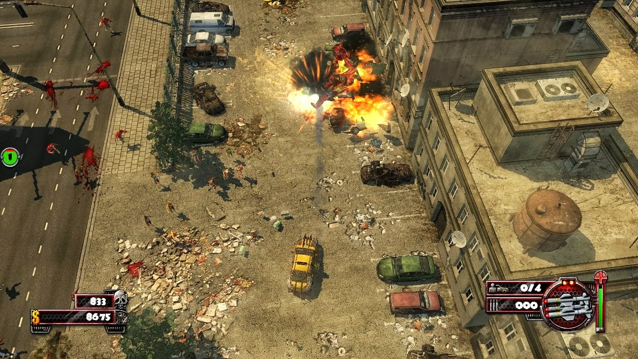 Zombie Driver Pc Game Download Free Full Version