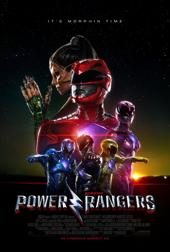Power Rangers (2017) Movie