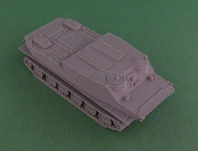 OT62 TOPAS Amphibious Armoured Personnel Carrier picture 5
